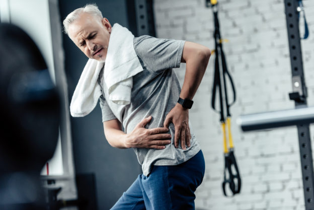 Ease Back Pain with McKenzie Directional Preference Exercises