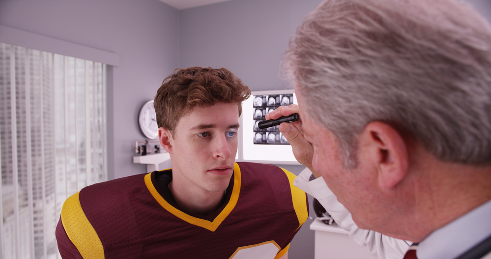 Concussion Recovery: 5 Steps to Returning to Sports